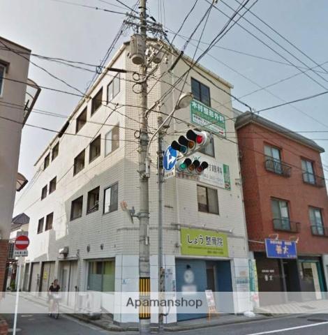 広島県広島市東区、広島駅徒歩13分の築31年 4階建の賃貸マンション