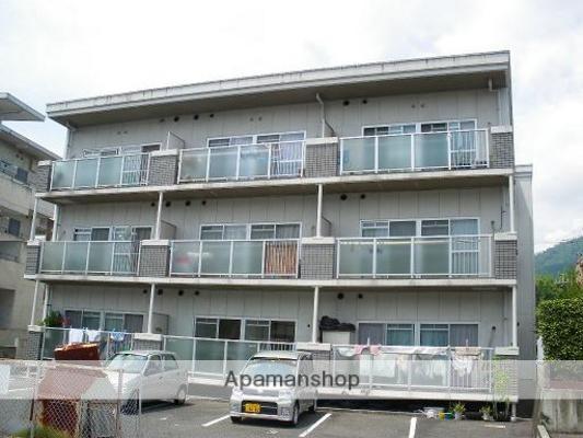 広島県広島市安佐南区、安東駅徒歩14分の築31年 3階建の賃貸マンション