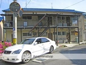 広島県広島市東区の築44年 2階建の賃貸アパート