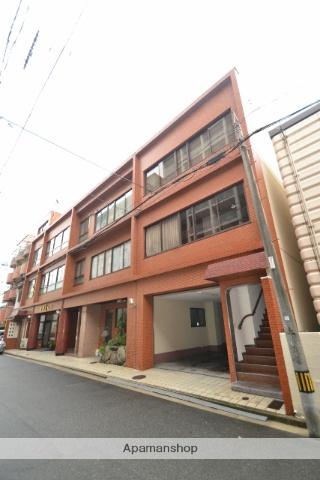 広島県広島市中区、本川町駅徒歩5分の築48年 3階建の賃貸マンション