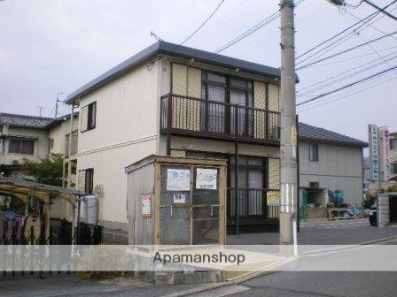 広島県広島市安佐南区、古市橋駅徒歩15分の築25年 2階建の賃貸アパート