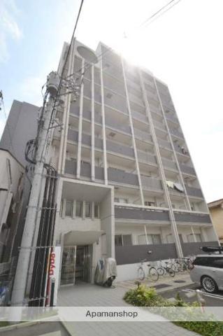 広島県広島市西区、広電西広島(己斐)駅徒歩11分の築7年 9階建の賃貸マンション