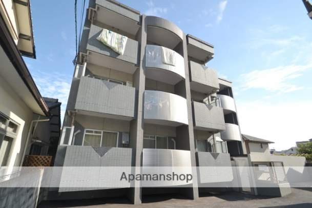 広島県広島市西区、古江駅徒歩11分の築22年 3階建の賃貸マンション