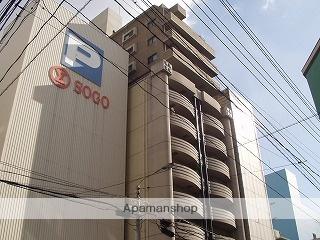 広島県広島市中区、本通駅徒歩3分の築21年 14階建の賃貸マンション
