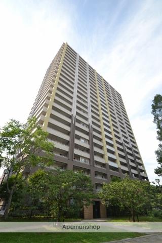 広島県広島市中区、御幸橋駅徒歩8分の築9年 24階建の賃貸マンション