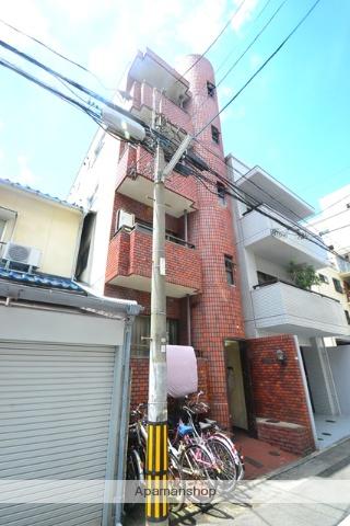 広島県広島市中区、土橋駅徒歩6分の築27年 4階建の賃貸マンション