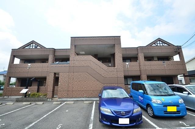 広島県広島市安佐南区、古市橋駅徒歩7分の築14年 2階建の賃貸アパート