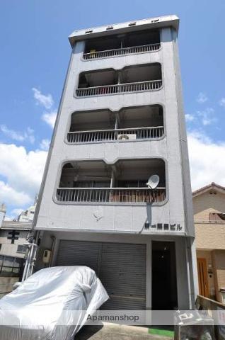 広島県広島市西区、西観音町駅徒歩12分の築39年 5階建の賃貸マンション