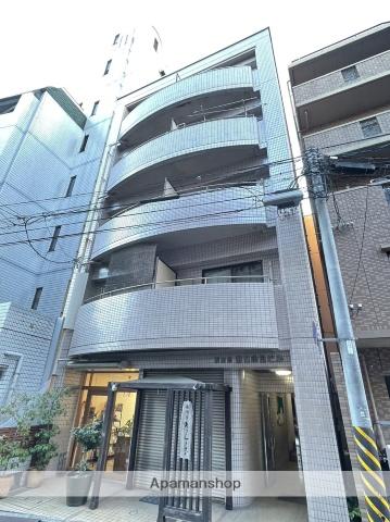 広島県広島市中区、縮景園前駅徒歩10分の築32年 5階建の賃貸マンション