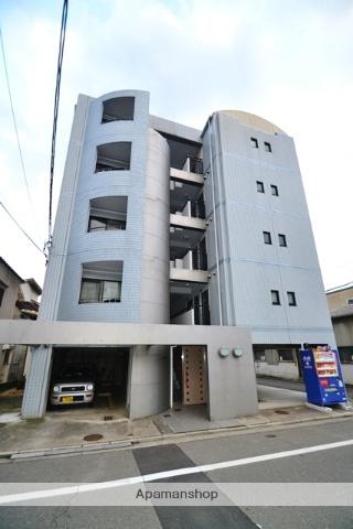 広島県広島市西区、観音町駅徒歩7分の築22年 5階建の賃貸マンション