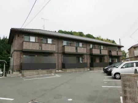 広島県広島市安佐南区、大原駅徒歩9分の築11年 2階建の賃貸アパート