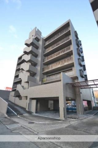 広島県広島市安佐南区、大町駅徒歩13分の築20年 7階建の賃貸マンション