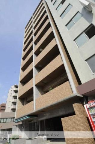 広島県広島市西区、横川駅駅徒歩8分の築10年 10階建の賃貸マンション