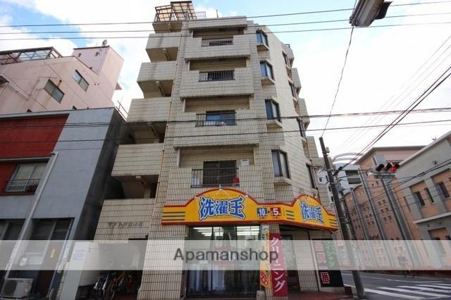 広島県広島市中区、銀山町駅徒歩5分の築31年 6階建の賃貸マンション