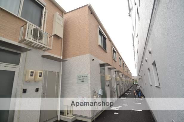 広島県広島市佐伯区、佐伯区役所前駅徒歩16分の築1年 2階建の賃貸アパート