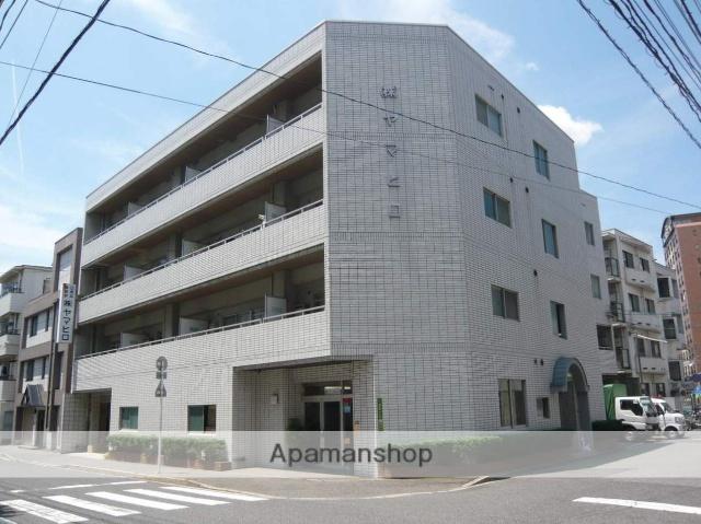 広島県広島市西区、横川駅徒歩6分の築29年 4階建の賃貸マンション