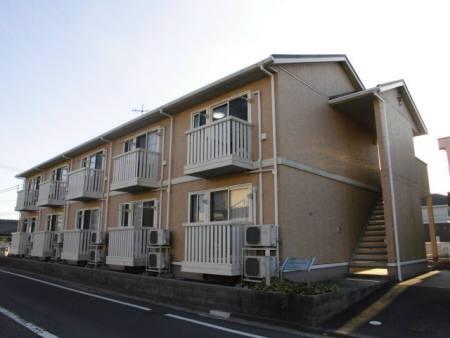 広島県大竹市、大竹駅徒歩18分の築9年 2階建の賃貸アパート