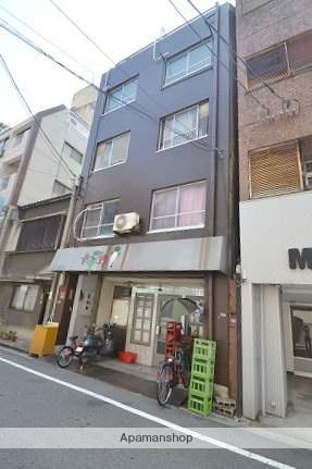 広島県広島市中区、稲荷町駅徒歩9分の築43年 5階建の賃貸マンション