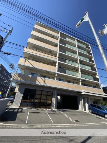 広島県広島市東区、天神川駅徒歩2分の新築 7階建の賃貸マンション