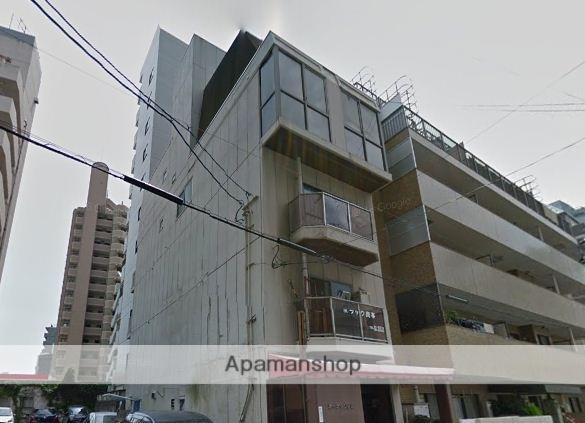 広島県広島市中区、土橋駅徒歩6分の築90年 4階建の賃貸マンション