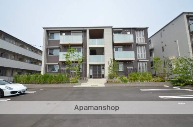 広島県広島市佐伯区の新築 3階建の賃貸マンション
