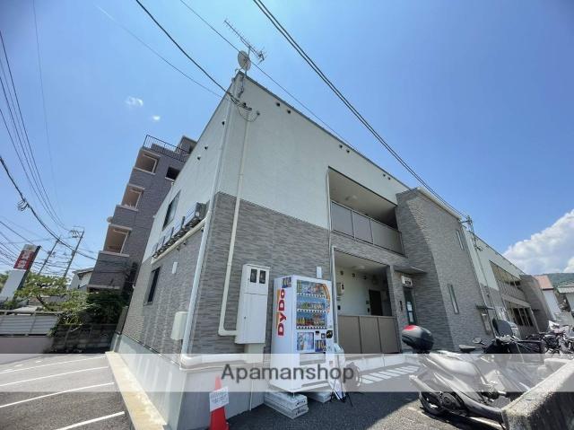 広島県広島市西区、古江駅徒歩15分の新築 2階建の賃貸アパート