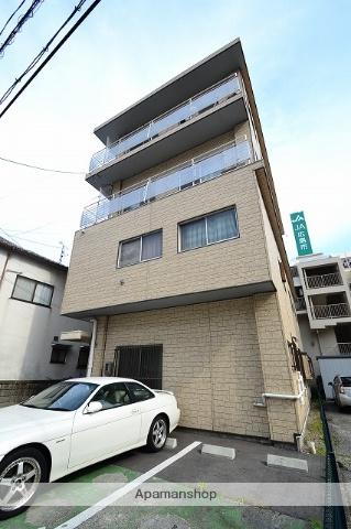 広島県広島市東区、新白島駅徒歩18分の築12年 4階建の賃貸マンション