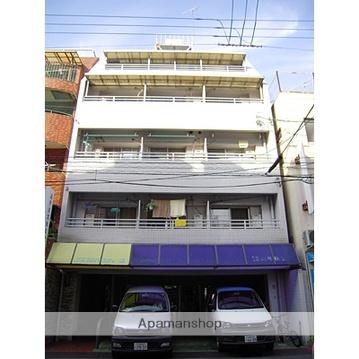 広島県広島市中区、本川町駅徒歩6分の築32年 5階建の賃貸マンション