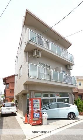 広島県広島市中区、舟入川口町駅徒歩16分の築36年 3階建の賃貸マンション