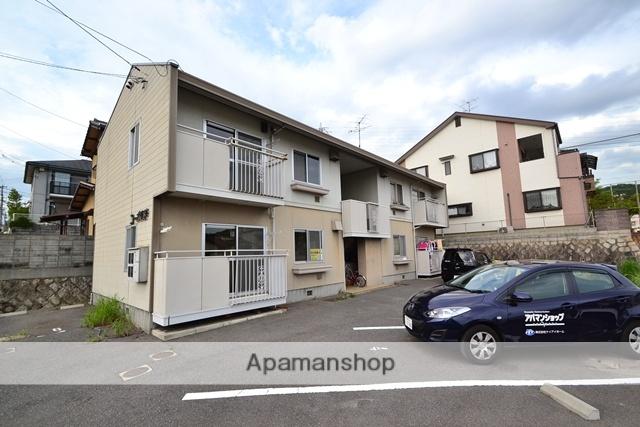 広島県広島市東区の築28年 2階建の賃貸マンション