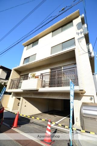 広島県広島市中区、新白島駅徒歩9分の築29年 4階建の賃貸マンション