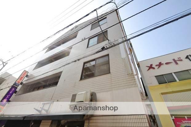広島県広島市東区、広島駅徒歩6分の築36年 4階建の賃貸マンション