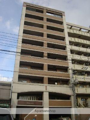 広島県広島市中区、原爆ドーム前駅徒歩7分の築18年 10階建の賃貸マンション