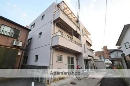 広島県広島市西区、草津駅徒歩5分の築34年 3階建の賃貸マンション
