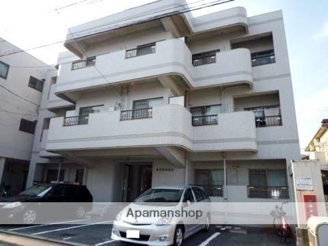 広島県広島市西区、草津駅徒歩11分の築30年 3階建の賃貸マンション