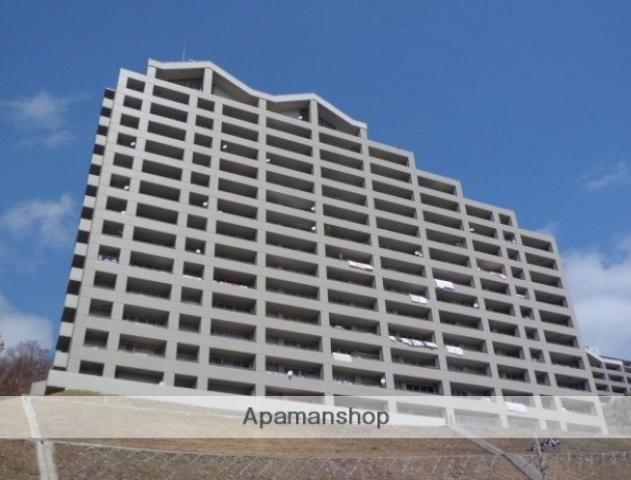 広島県広島市西区、新井口駅徒歩24分の築23年 14階建の賃貸マンション