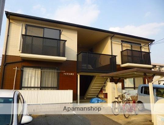 広島県広島市西区、井口駅徒歩13分の築22年 2階建の賃貸アパート