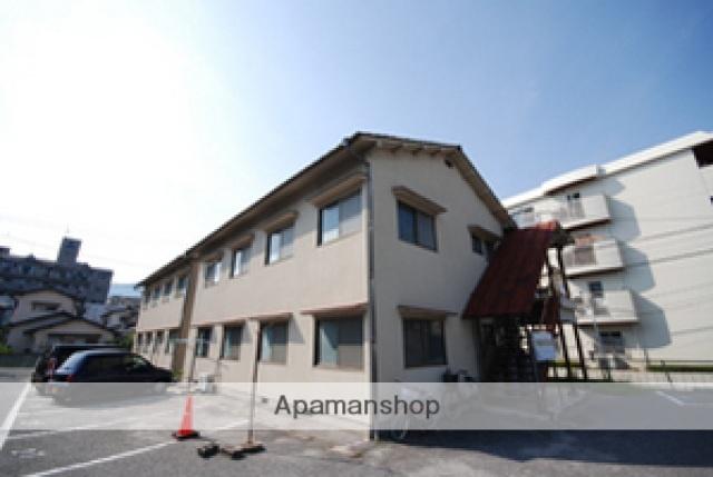広島県広島市佐伯区、佐伯区役所前駅徒歩16分の築36年 2階建の賃貸アパート
