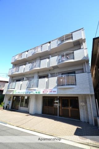 広島県広島市西区、古江駅徒歩16分の築32年 4階建の賃貸マンション
