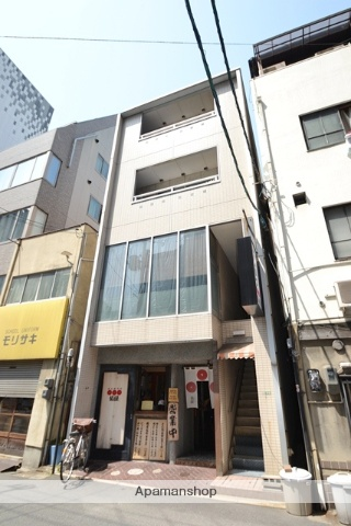 広島県広島市中区、銀山町駅徒歩5分の築27年 4階建の賃貸マンション