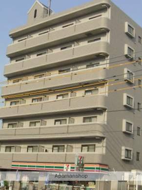 広島県広島市西区、安芸長束駅徒歩16分の築18年 7階建の賃貸マンション