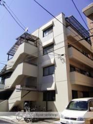 広島県広島市西区、横川駅徒歩15分の築31年 4階建の賃貸マンション