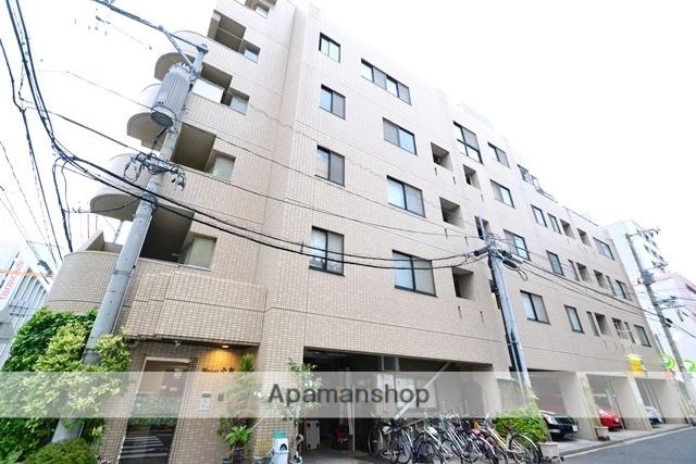 広島県広島市中区、市役所前駅徒歩7分の築21年 6階建の賃貸マンション