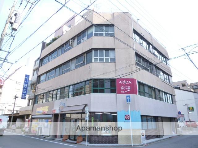 広島県広島市中区、本川町駅徒歩3分の築40年 5階建の賃貸マンション