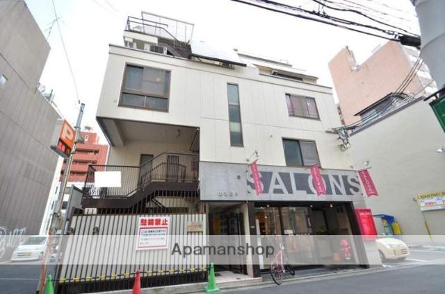 広島県広島市中区、本通駅徒歩5分の築35年 5階建の賃貸マンション