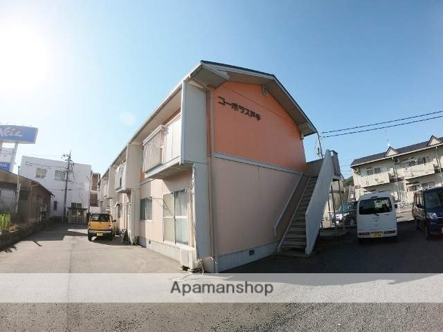 広島県福山市、戸手駅徒歩18分の築28年 2階建の賃貸アパート