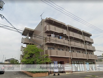 広島県福山市、万能倉駅徒歩17分の築22年 4階建の賃貸マンション