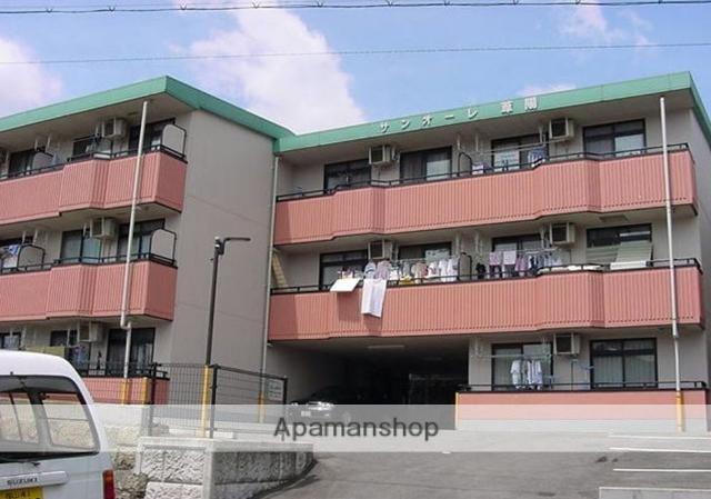 広島県福山市、備後本庄駅徒歩18分の築16年 3階建の賃貸マンション