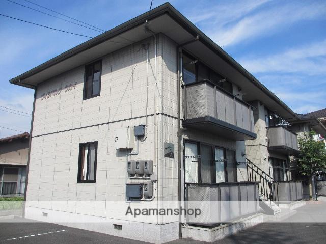 広島県府中市、高木駅徒歩16分の築15年 2階建の賃貸アパート