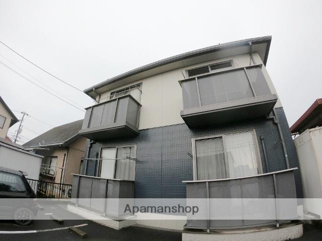 広島県福山市、湯野駅徒歩12分の築15年 2階建の賃貸アパート